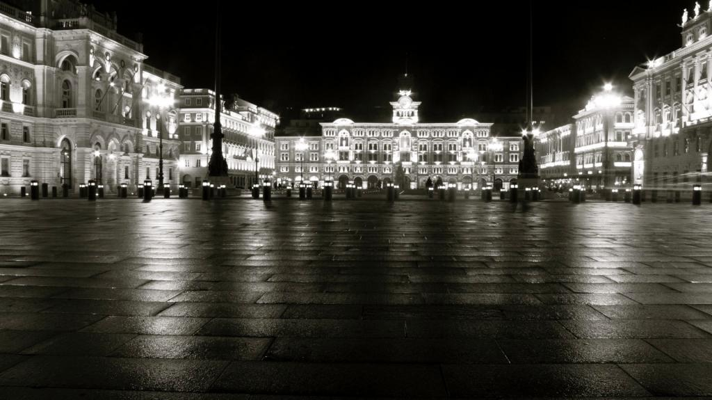 Piazza Unità a Trieste (foto G. Mussardo)